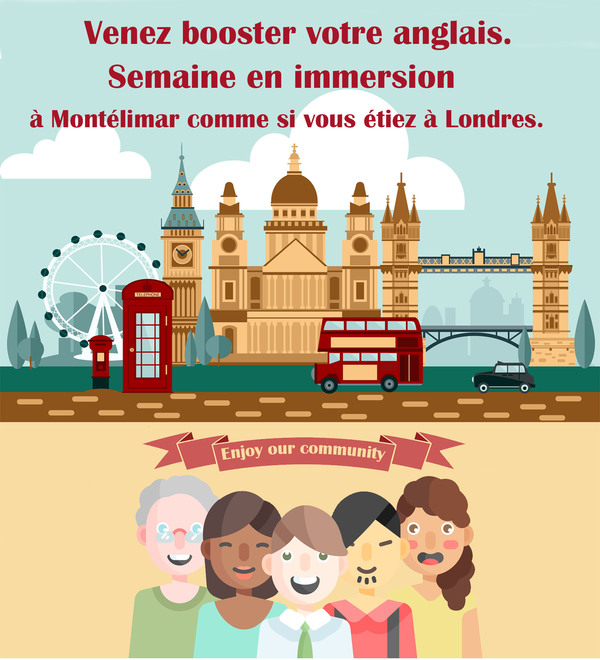 Immersion en Anglais chez MDA FORMANCE